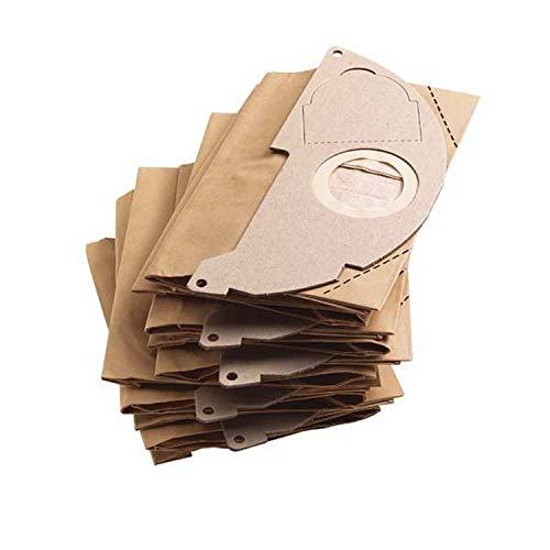 ケルヒャー 乾湿両用バキュームクリーナーA2004WD2.210用紙パック5枚り 6904322 1個