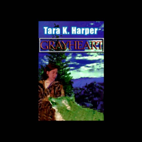 Grayheart audiobook cover art