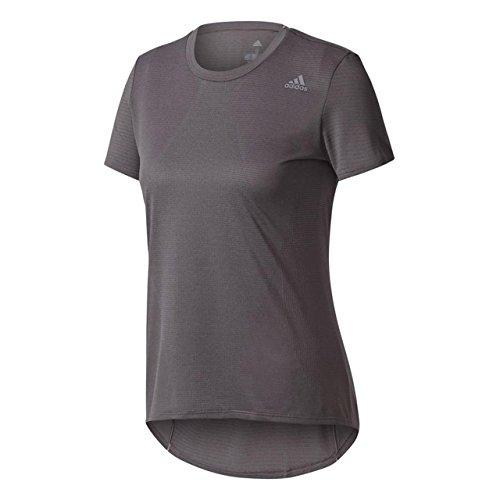 (アディダス) adidas ランニングウェア Snova リフレクト半袖Tシャツ DLS23 [レディース] DLS23 BR5883 グ...