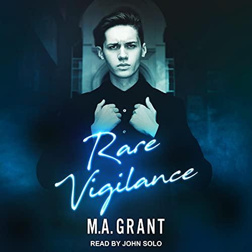 Rare Vigilance Audiobook By M.A. Grant cover art
