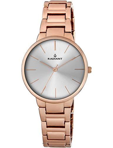 Radiant Reloj Analógico para Mujer de Cuarzo con Correa en Acero Inoxidable RA421203