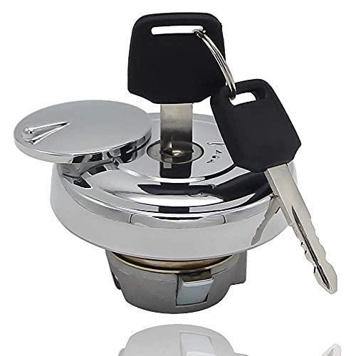 Gas Locking Cap Fuel Gas Tank Locking Cap Lid Cover Keys OEM:51049-5004 for Yamaha/Kawasaki