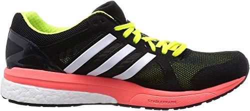 adidas CC Climachill Gazelle Boost Herren Lauftrainer/Schuhe-Black-41.5