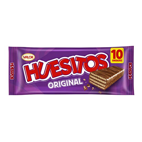 Huesitos Chocolate, Paquete de 10 x 20g