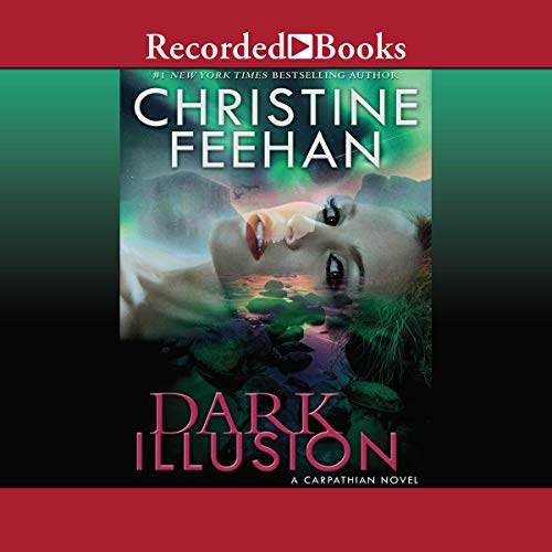 Dark Illusion audiobook cover art