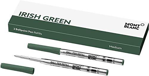 REFILL BP M 2x1 IRISH GREEN PF marca Montblanc