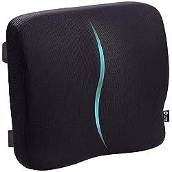 cheap 5 STARS UNITED Office Chair Back Support-Memory Foam Waist Pillow-Perfect Pillow …