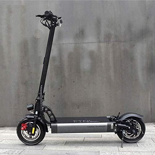 Patinete Eléctrico Coswheel FTN S1 500W - 48 V 12,8 A - Gran Autonomía Mas Seguro Fiable y Divertido - 40km/h - Autonomía hasta 50km