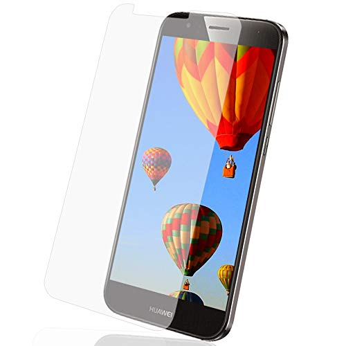 MYCASE 1x Bildschirmschutz Folie für Huawei G8 / G7 Plus | Echt Glas | 0,3 mm Dünn