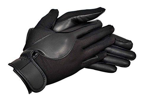 Riders Trend AirMesh/Leather - Guantes de hípica...