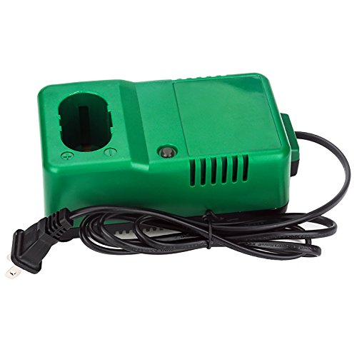 Replacement Battery Charger for Makita 7.2V~18V NI-CD NI-MH Battery, Power Tool Battery Charger for Makita DC7100 DC1410 DC711 DC9700 DC18RA DC18SE, Replacement for Makita DC1414T DC1804 Charger