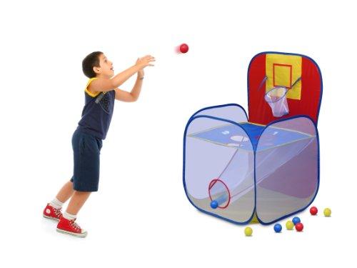 GigaTent Tossit Pop Up Basketball Game
