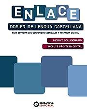 Enlace. Dosier de Lengua castellana. Bachillerato