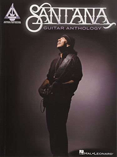 Santana: Guitar Anthology (Guitar Recorded Vers)