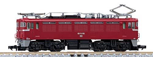 TOMIX Nゲージ ED75-0形 ひさしなし・後期型 7140 鉄道模型 電気機関車