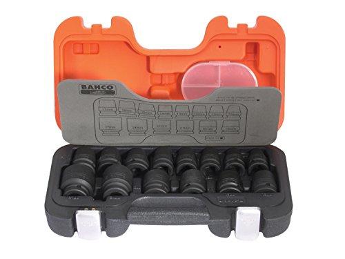 Bahco D/S14 BHD/S14 Kraftsteckschlüssel-Satz 1/2