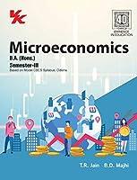 Microeconomics B.A.(Hons.) Semester-III Odisha University - Examination 2020-21