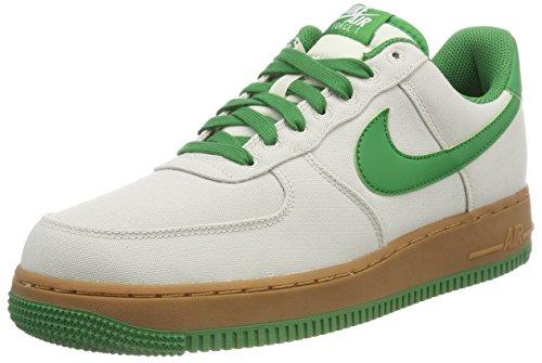 Nike Air Force 1 '07 TXT, Zapatillas de Gimnasia Hombre, Blanco (Lt Bone/Aloe Verde/Summit Whit 003), 46.5 EU