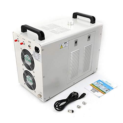 DIFU Wasserkühler Schweissgerät CW-5000 Kühler Wasser CO2 Laser Schlauch Chiller Laserröhre Kühlung