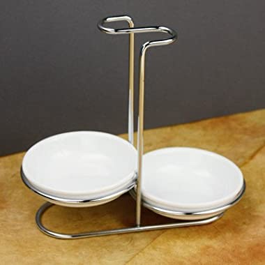 Omniware Culinary Duo Spoon Rest/Utility Rest [Set of 2]