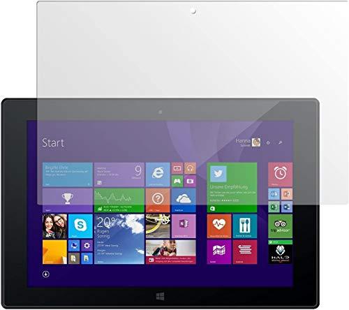 dipos I 2X Schutzfolie matt kompatibel mit Odys WinTab 9 Plus Folie Bildschirmschutzfolie