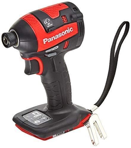 パナソニック(Panasonic) 充電インパクトドライバー ※本体のみ(電池パック・充電器・ケースは別売) EZ75A7X-R