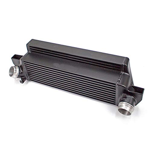 Rev9 ICK-078_1 Front Mount Intercooler Upgrade Kit, Bolt On Performance Upgrade, compatible with MINI Cooper (F56) JCW 2014-19