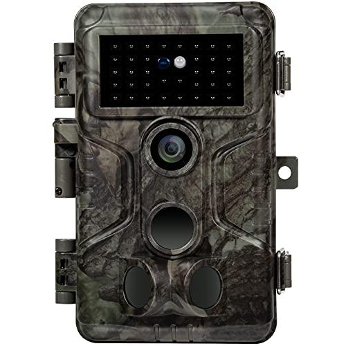 GardePro A3S Caméra de Chasse 24MP 1080P H.264...