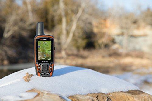 Garmin GPSMAP 64s Navigationshandgerät – barometrischer Höhenmesser, GPS und GLONASS Kompatibilität, Live Tracking, Smart Notification, 2,6 Zoll (6,6cm) Farbdisplay - 9