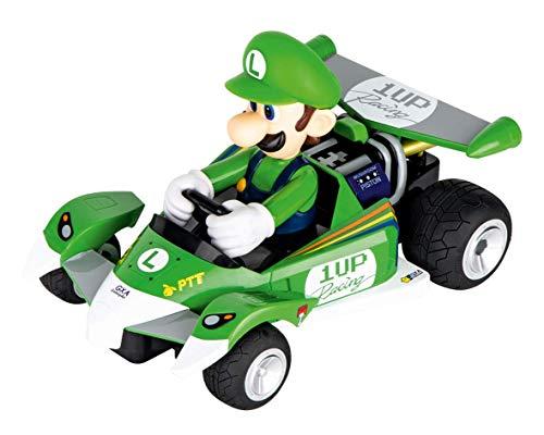 Carrera RC Nintendo Mario Kart Circuit Special - Luigi Racer 370200991 Ferngesteuertes Auto
