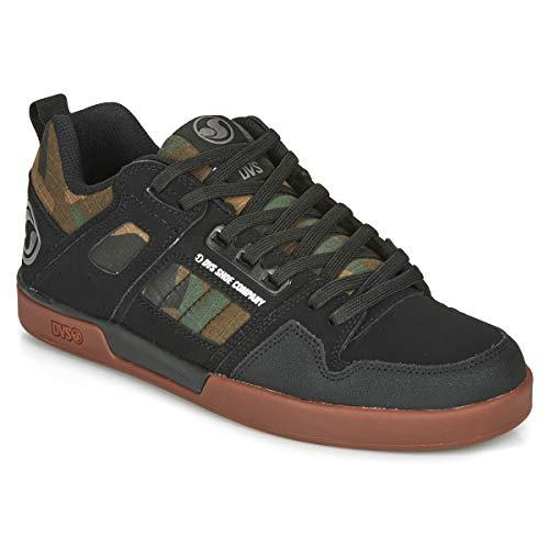 DVS Herren Comanche 2.0+ Schuh, Schwarz (schwarz), 45.5 EU