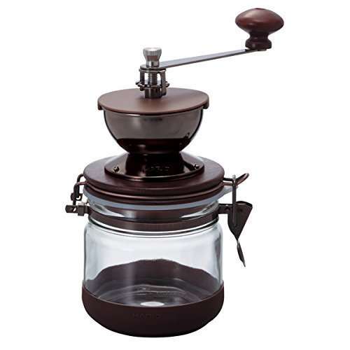 Hario Canister Coffee Mill CMHN-4 120gr by HARIO