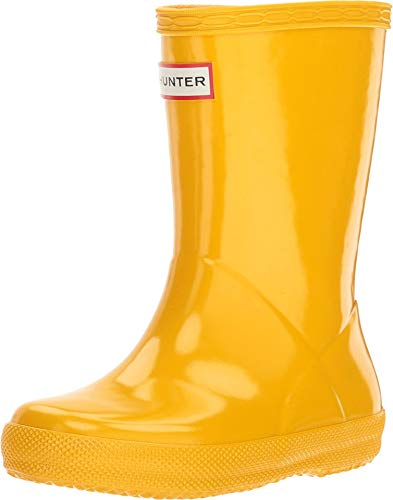 HUNTER Boots Infant's First Classic Nebula Rain Boot Black 13 Medium US