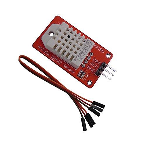 DSD TECH DHT22 AM2302 Temperatur und Luftfeuchtigkeit Sensor Modul für Arduino Raspberry Pi