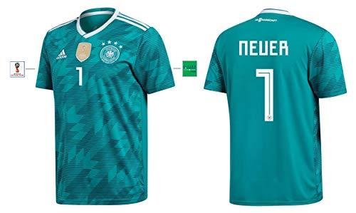 adidas group Trikot Kinder DFB WM 2018 Away - Neuer 1 (164)