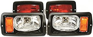 Golf Cart Club Car DS 1982-1992 Headlights and Taillights