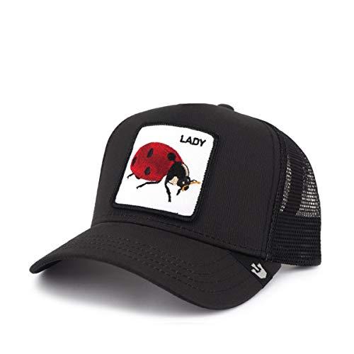 Goorin Bros., Gorra de béisbol Lady Negra, GOB_101-0560-BLK...