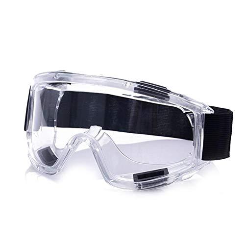 miju Gafas Ciclismo Gafas de Escalada Gafas Deportivas reforzadas antideslumbrantes Resistente a los Rayos UV, Muy Transparente