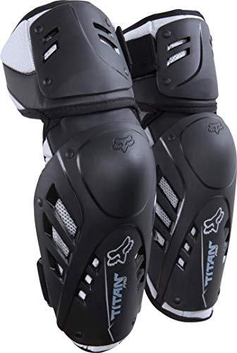 Fox Ellbogen Protektoren Titan Pro Elbow, Black, L/XL, 06195-001