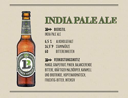 LEMKE Bier Mix Box Pale Ale + India Pale Ale - 3