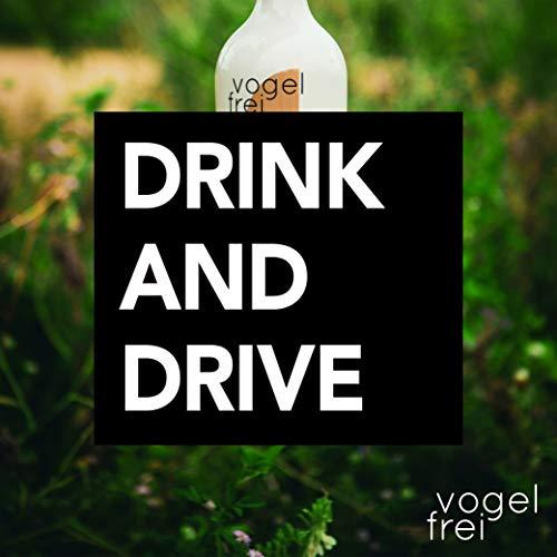 VOGELFREI alkoholfreie Gin Alternative mit 21 fruchtigen Botanicals aus der HEIMAT Destille wie Zitronenverbene, Thymian, Wiesensalbei und Wacholder - Handcrafted (1 x 0,5l) - 2
