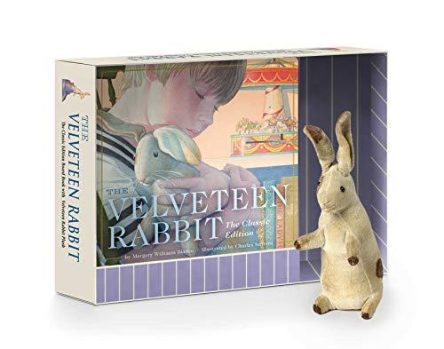 The Velveteen Rabbit Plush Gift ...