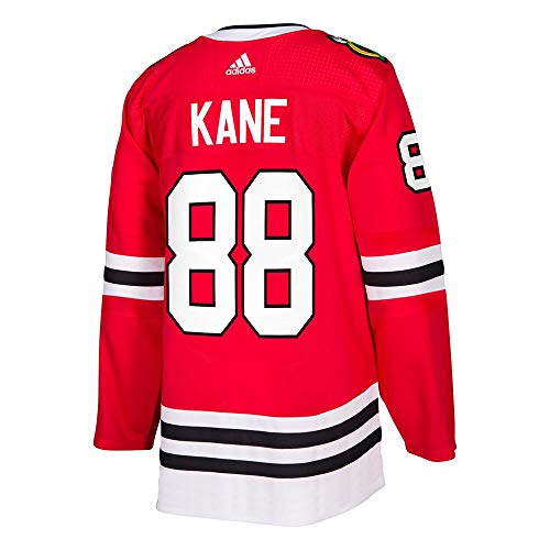adidas Patrick Kane #88 Chicago Blackhawks Authentic Pro NHL Trikot, Größe:52, NHL Teams:Chicago Blackhawks