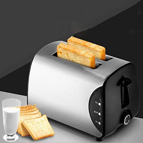 XDXDO Toaster Consumer und Commercial Edelstahl Sandwich Maker Frühstück Maschine Multi-Funktions-Haushalt Brot-Hersteller
