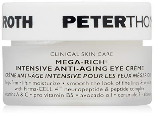 Audio-Technica Peter Thomas Roth Mega Rich Intensive Anti-Aging Cellular Eye Crème, 0.76 Ounce Ohrstöpsel, 2 cm, Schwarz