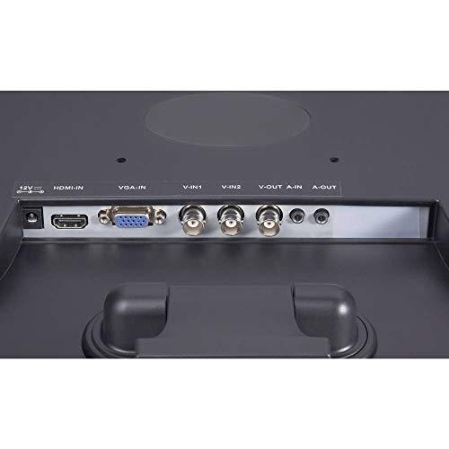 Renkforce 419700 LCD-Überwachungsmonitor EEK: C (A - G) 43.18cm 17 Zoll 1280 x 1024 Pixel Schwarz