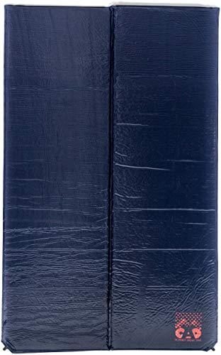 Cao 13727 - Colchón de Aire para Acampada, Color Azul