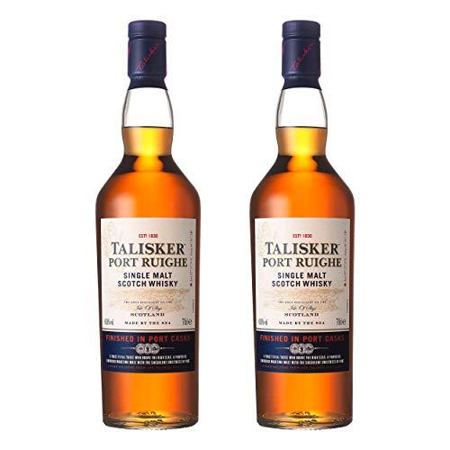 Talisker Port Ruighe, 2er, Single Malt, Schottland, Whisky, Scotch, Alkohol, Alkoholgetränk, Flasche, 45.8%, 700 ml, 681145