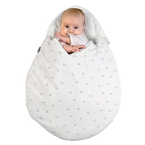 Angel Schlafsack für Baby Ei kokon neugeborenen Schlafsack mit reißverschluss für Kinderwagen Baby schlafsäcke bettzubehör
