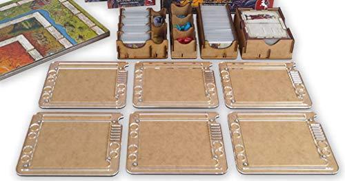 docsmagic.de Insert for Talisman 2019 Box + 6 Player Organizer - Einsatz